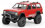 Proline 1992 Jeep Cherokee Clear Body for Axial 3321-00