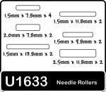 Schumacher SPEED PACK - Small Pins (pk) U1633