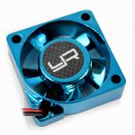 YEAH RACING Tornado High Speed Cooling Fan for Motor Heat Sink Blue (30x30x10mm) YA-0180BU