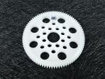 3Racing Delrin 48 Pitch Spur Gear 86T 3RAC-SG4886