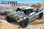 Team Associated Qualifier ProLite 4x4 RTR 1/10th Scale Short Course Truck with 2.4Ghz Radio System