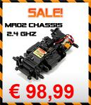 KYOSHO Chassis Kit MR02 2.4Ghz