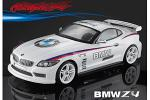 MATRIXLINE BMW Z4 CLEAR BODY 190mm w/Accessories PC201001