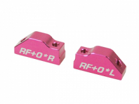 3Racing 2 Piece Suspension Mount RF-0 For 3racing Sakura XI sak-x23/pk