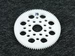 3Racing Delrin 48 Pitch Spur Gear 78T 3RAC-SG4878