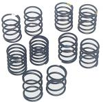 YEAH RACING Shock Gear Spring Set 5 Pairs. DSG-SPRING