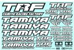 TAMIYA TRF Sticker C 42164