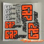 GRP Tyres Decals