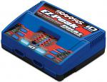 Traxxas Charger EZ-Peak Plus, 100W Duo LiPo/NiMH with iD EU Plug TRX2972G