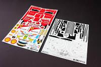 Tamiya F2012 Spare Sticker Set T51523