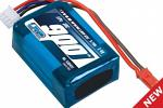 LRP Deep Blue One/340 Tuning LiPo - 900mAh 2S2P 7.4V 30C 430451