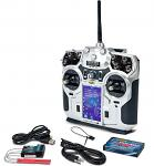 Carson Reflex Stick Transmitter Ultimate Touch 10-chan. 2,4Ghz 500501002