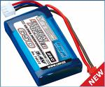 LRP LiPo Flight Battery 650 - 25C - 7.4V 79072