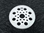 3Racing Delrin 48 Pitch Spur Gear 84T 3RAC-SG4884