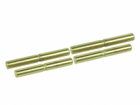 3Racing Suspension Outer Titanium Coated Pin Set SAK-28U