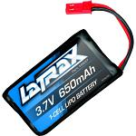 Traxxas 3.7V 650mAh LiPo for LaTrax Alias Quadrocopter 6637