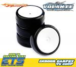 Volante V5 1/10 TC 28R-CP ETS Indoor Carpet Rubber Tires V5-PG28CP