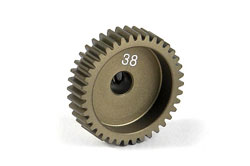 XRAY Narrow Pinion Gear Alu Hard Coated 38T/64 305988