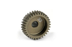 XRAY Narrow Pinion Gear Alu Hard Coated 33T/64 305983