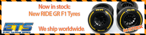 The new Ride GR Tyres are in stock