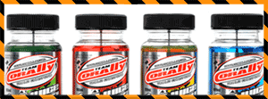 Now in stock: Corally Tire Additives
